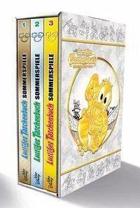 Broschiertes Buch »Lustiges Taschenbuch Sommerspiele Box mit...«