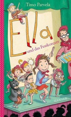 Gebundenes Buch »Ella und das Festkonzert / Ella Bd.13«