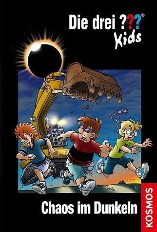 Gebundenes Buch »Chaos im Dunkeln / Die drei Fragezeichen-Kids...«