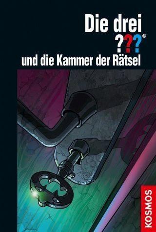 Gebundenes Buch »Die drei ??? und die Kammer der Rätsel / Die...«