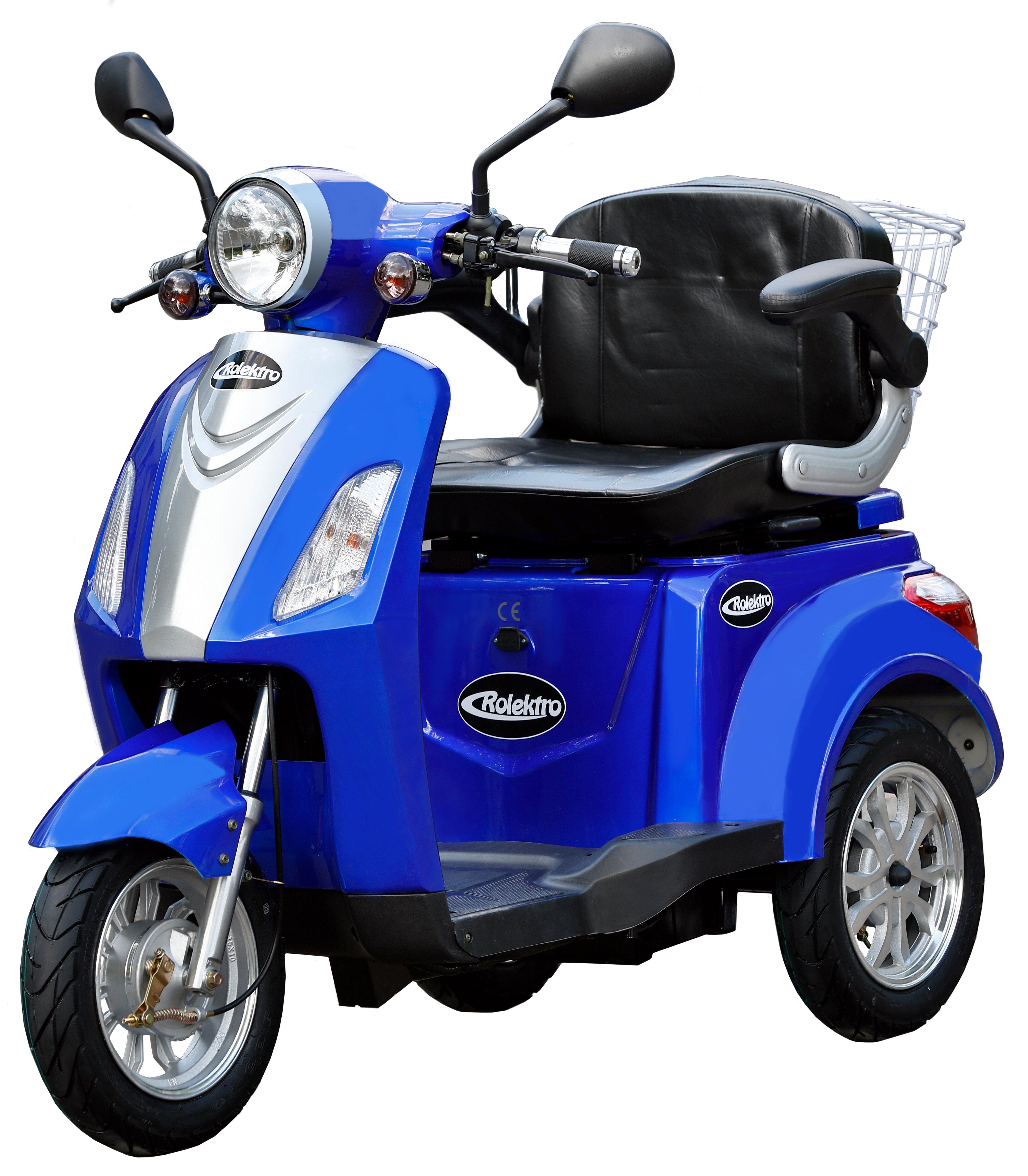 Rolektro E-Roller,25 km/h, »E-Trike 25«