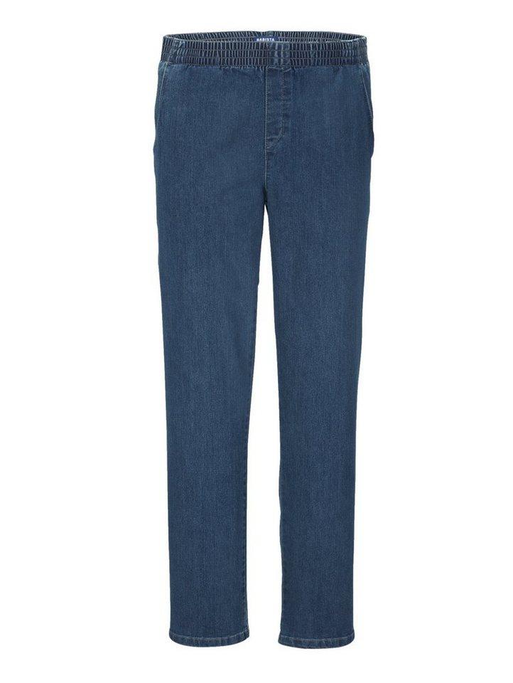 Babista Jeans mit Rundumgummizug in light blue stone