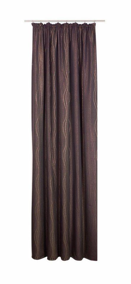 vorhang wirth riccia mit kr uselband 1 st ck online. Black Bedroom Furniture Sets. Home Design Ideas