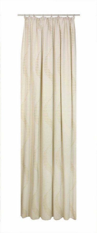 Vorhang, WIRTH, »Lupara« (1 Stück) in beige