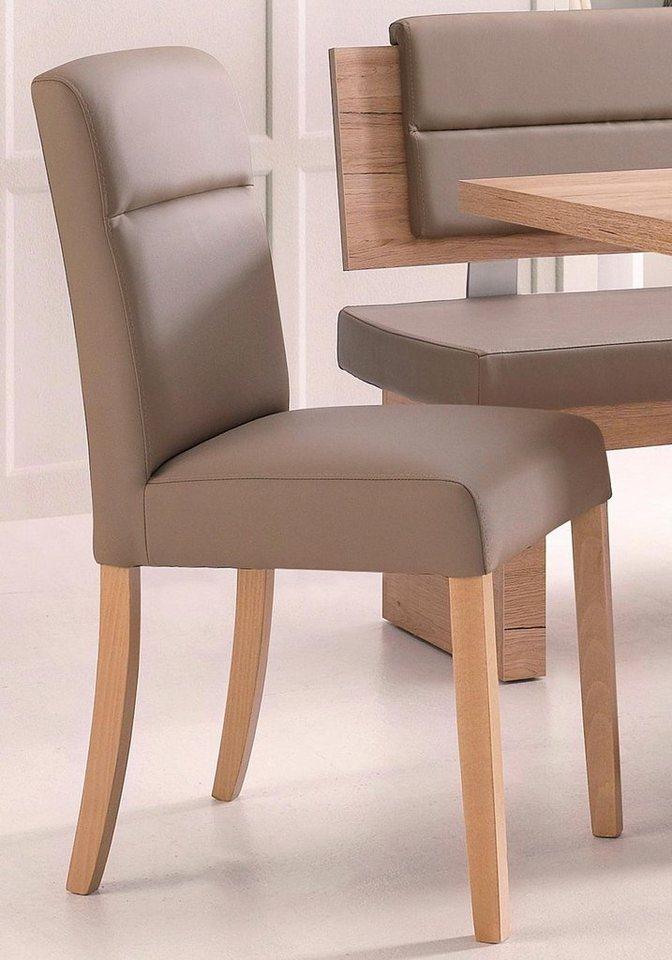 Stühle (2 Stck.) in schlamm