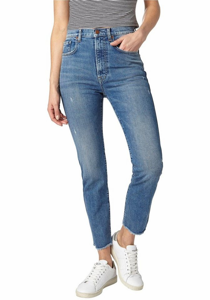 Pepe Jeans 7/8-Jeans »Betty« mit Stretch in dark-blue