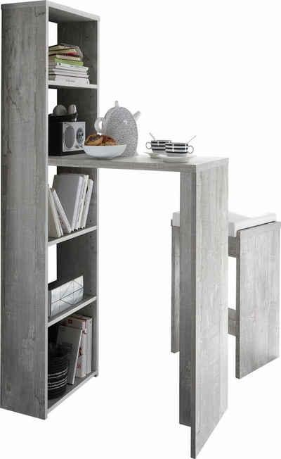 bartisch schmal. Black Bedroom Furniture Sets. Home Design Ideas