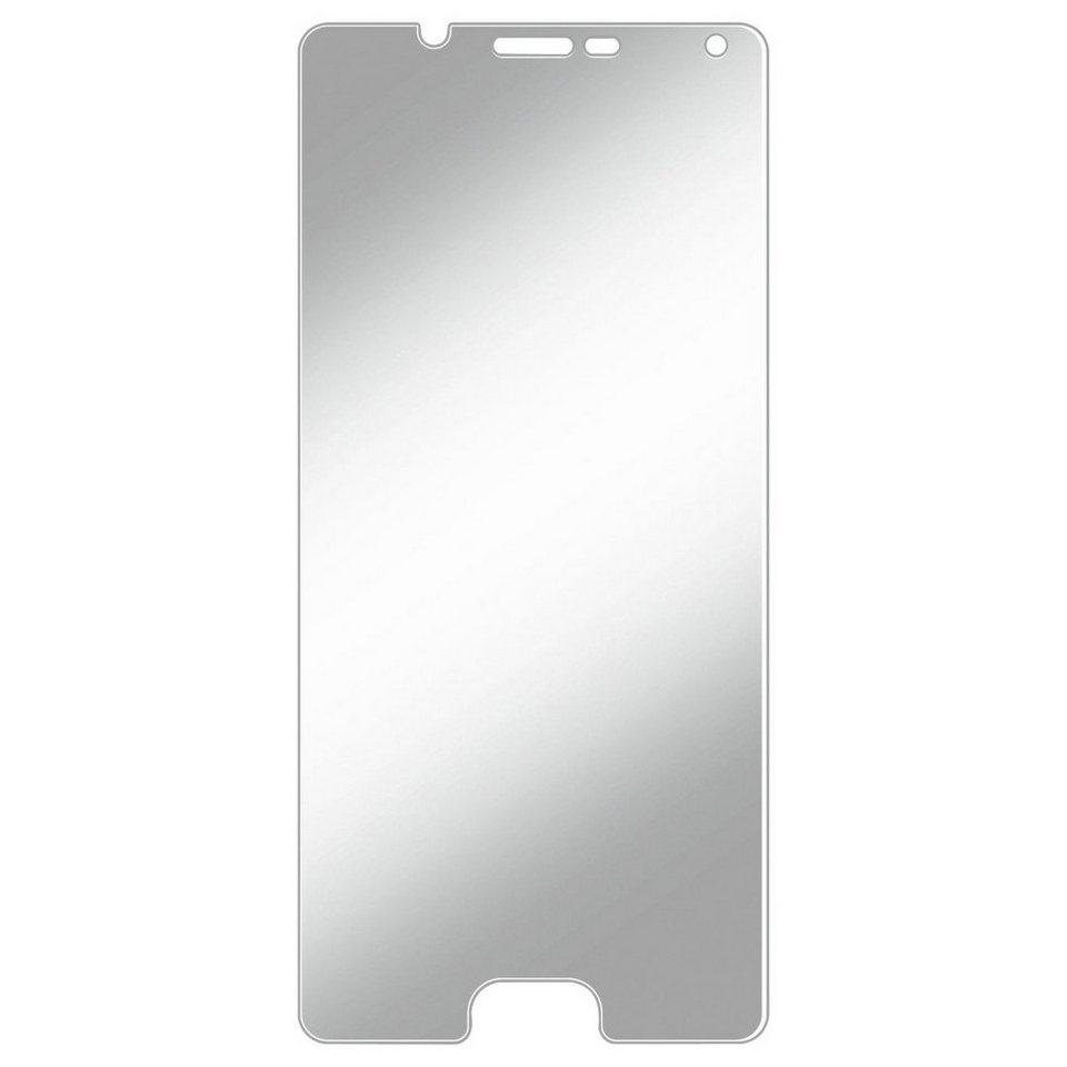 Hama Display-Schutzfolie Crystal Clear für Wiko U Feel, 2 Stück in Transparent