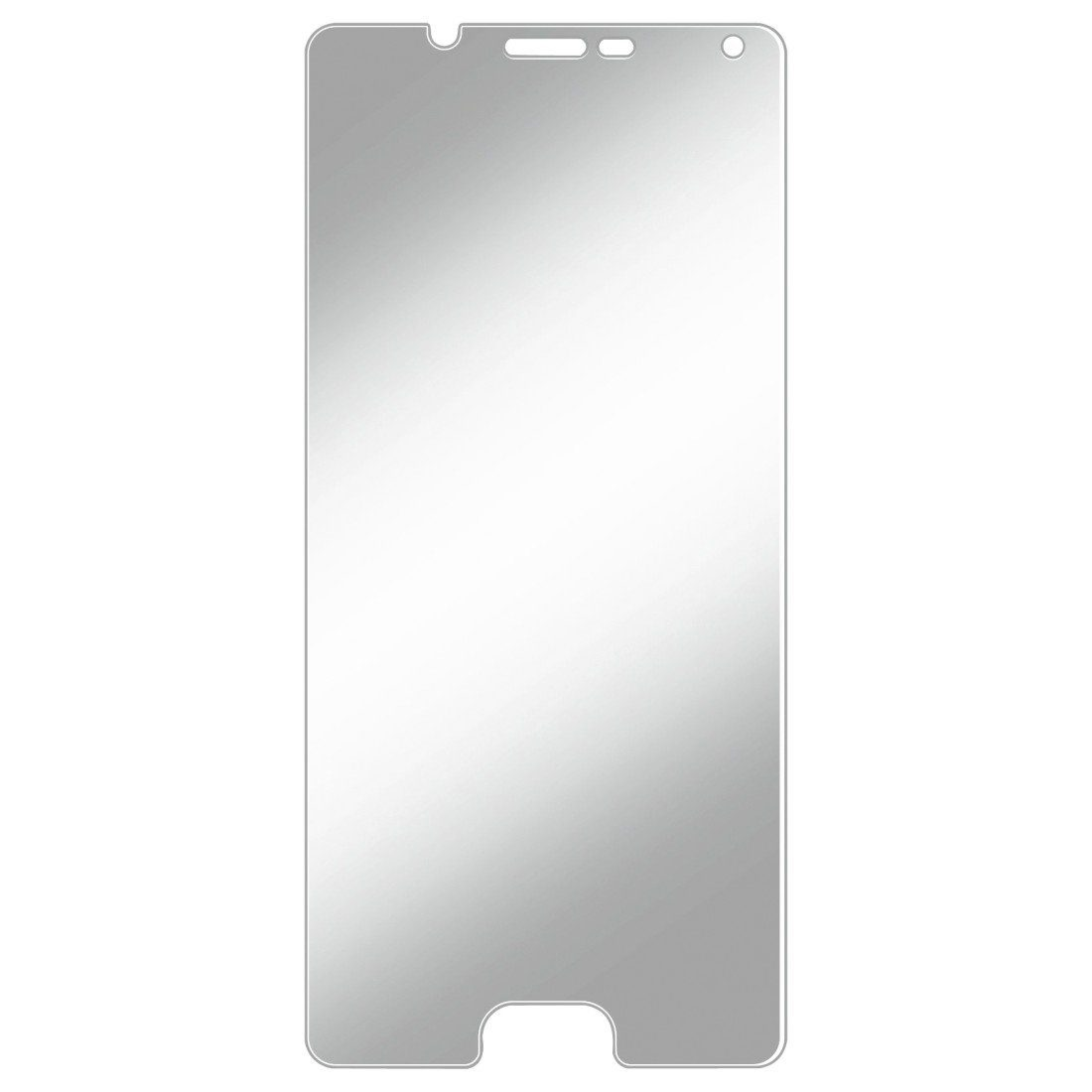 Hama Display-Schutzfolie Crystal Clear für Wiko U Feel, 2 Stück