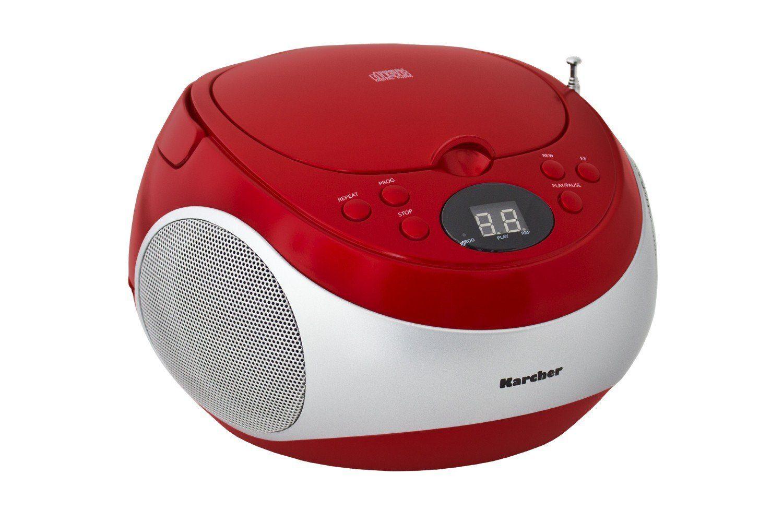 """Karcher tragbares CD-Radio »RR 5020-R """"Cobold""""«"""