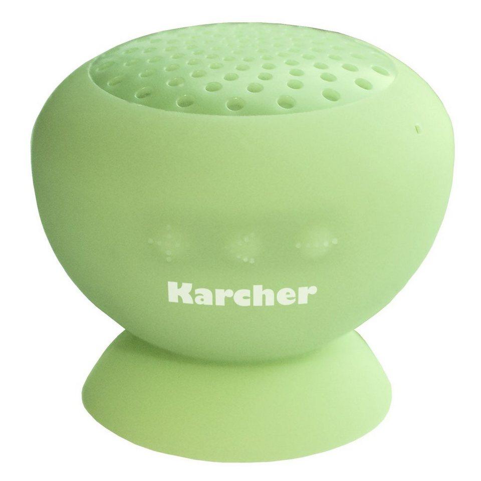Karcher Bluetooth-Lautsprecher »BT 4130-G« in Grün