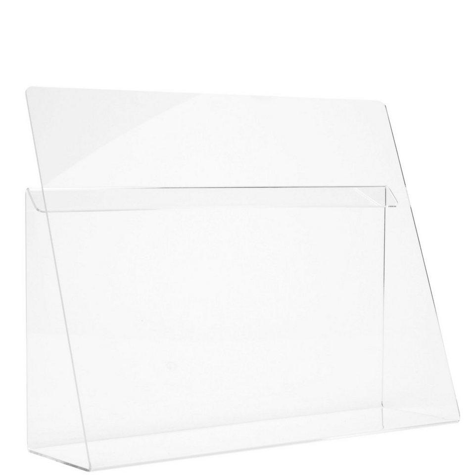 BUTLERS CAPTAIN COOK »Kochbuchhalter« in Transparent