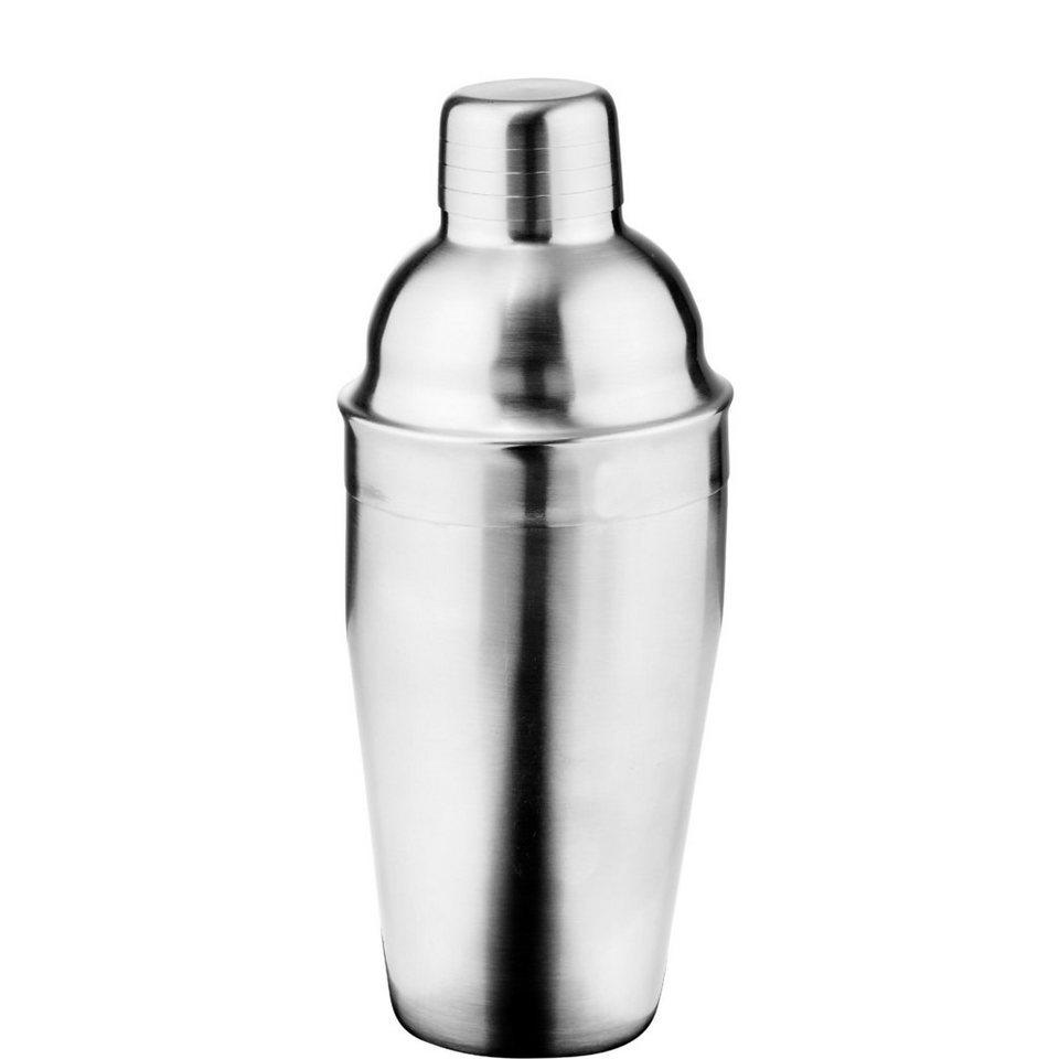 BUTLERS MANHATTAN »Cocktailshaker« in silber