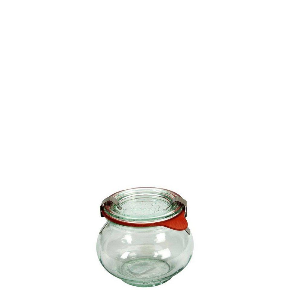BUTLERS WECK »Einkochglas Schmuckform« in Transparent