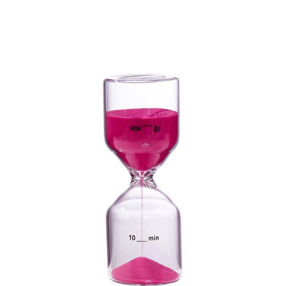 BUTLERS TOP TEN »Sanduhr 10 Minuten« in pink