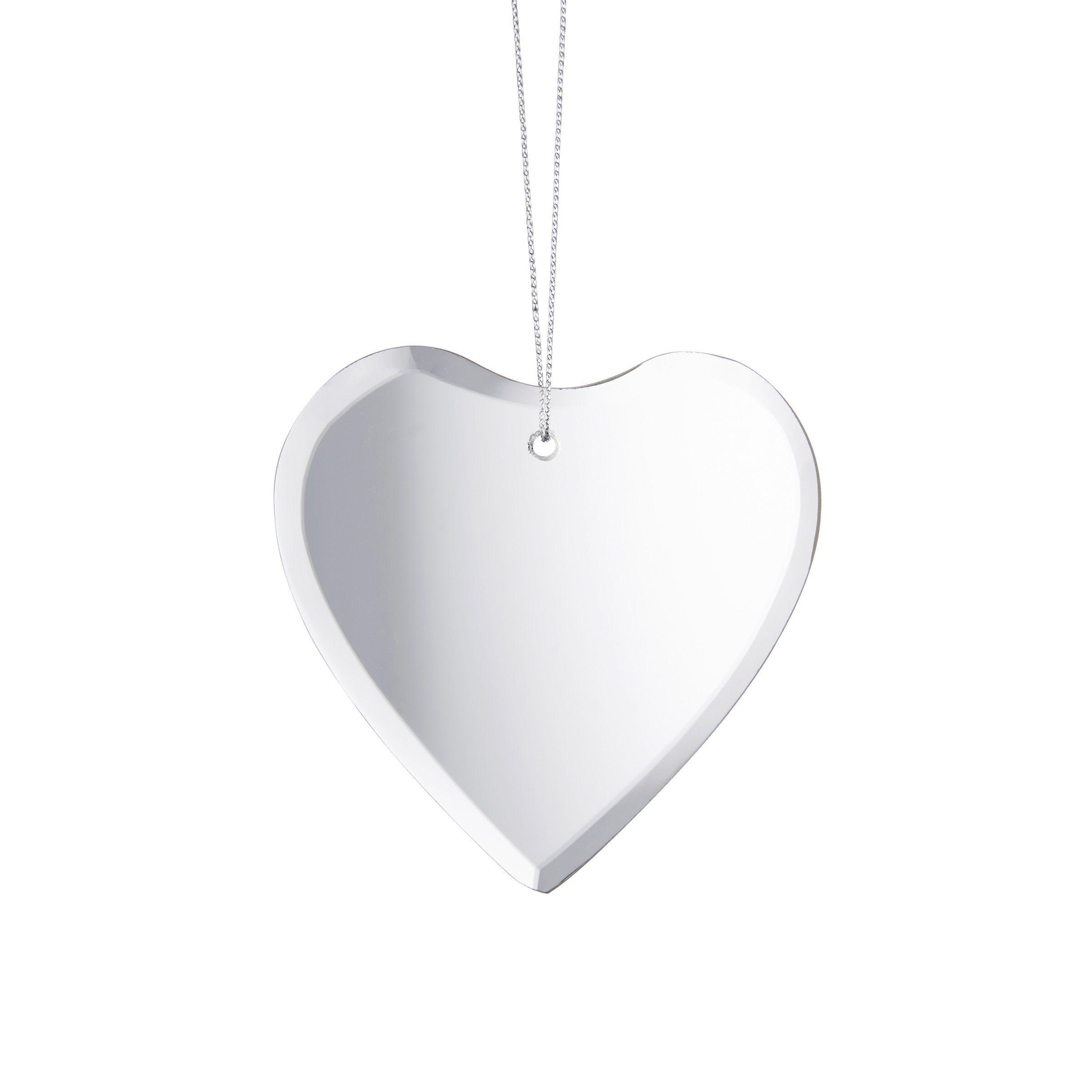 BUTLERS HANG ON »Spiegel Anhänger Herz«