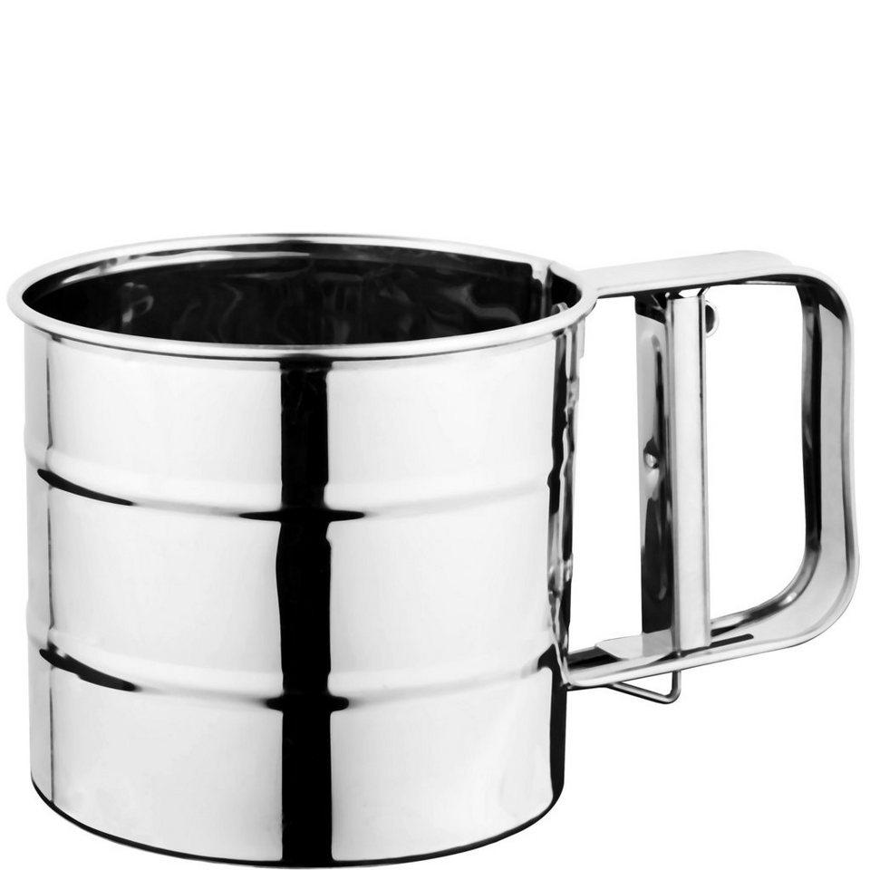 BUTLERS MENUETT »Mehl- und Puderzuckersieb« in Silber