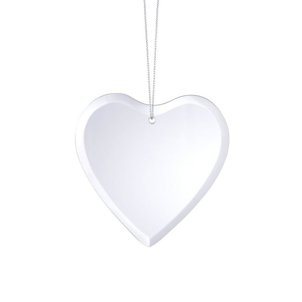 BUTLERS HANG ON »Anhänger Herz« in transparent