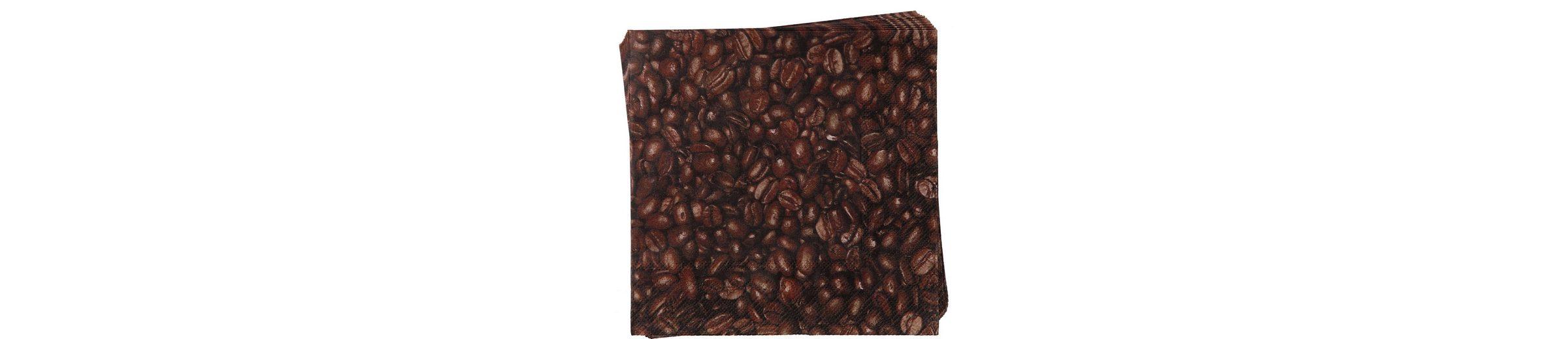 BUTLERS APRÈS »Papierserviette Kaffebohnen«