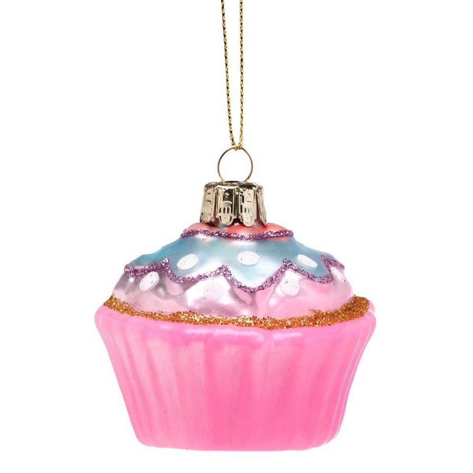 BUTLERS HANG ON »Anhänger Cupcake« in rosa