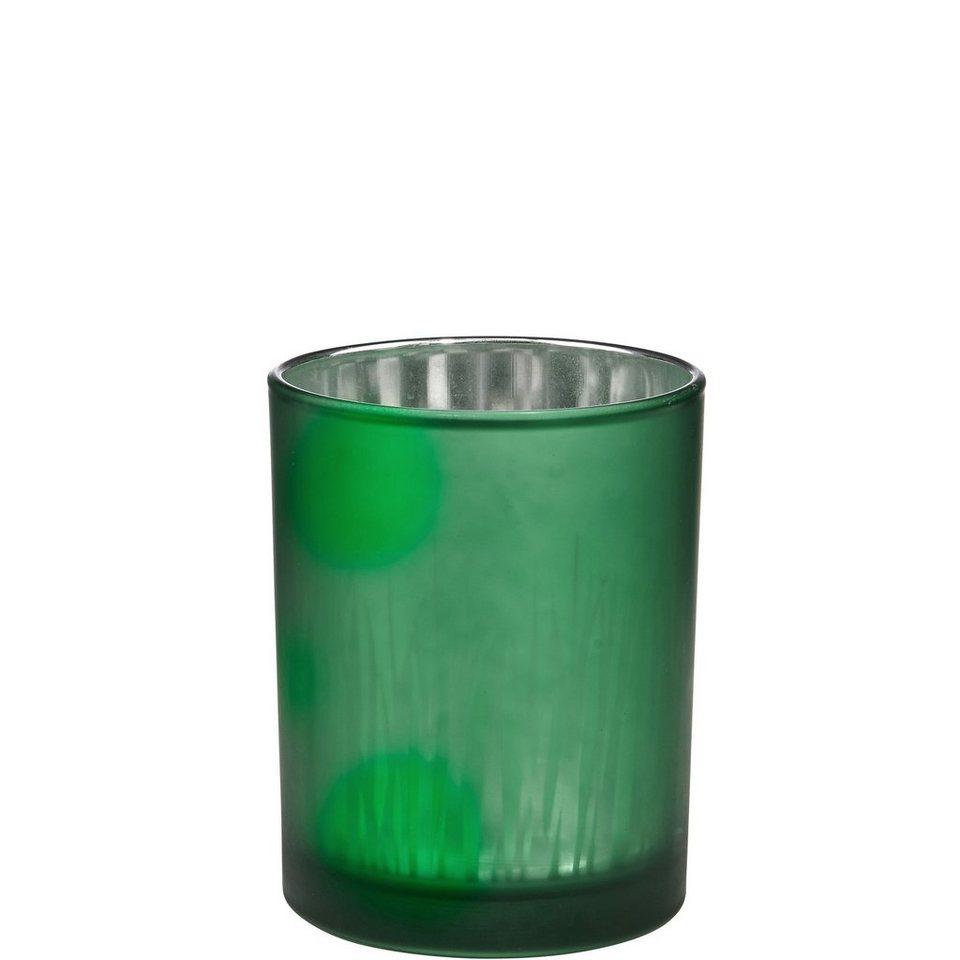 """BUTLERS DELIGHT »Teelichthalter """"Gras""""« in gruen"""