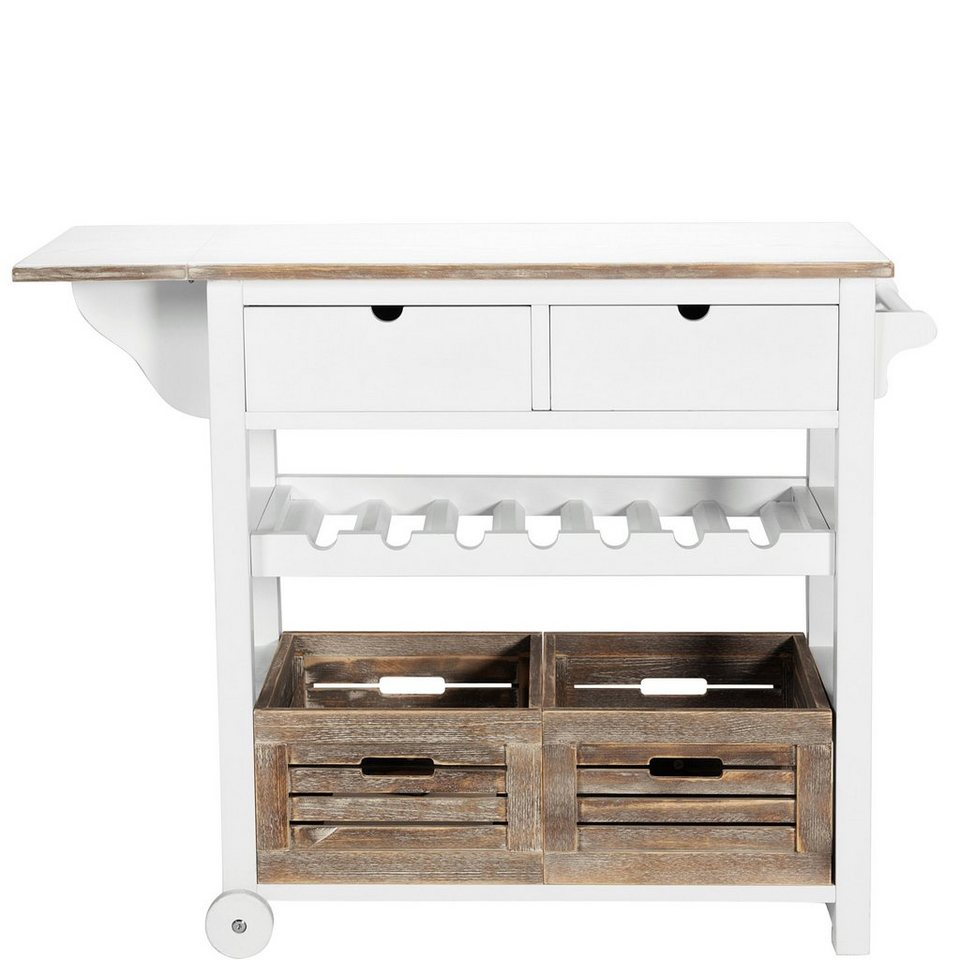 butlers campagne servierwagen online kaufen otto. Black Bedroom Furniture Sets. Home Design Ideas