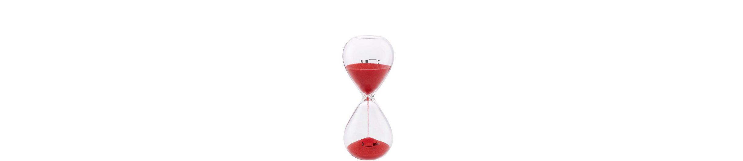 BUTLERS 3 MINUTES »Sanduhr 3 Minuten«