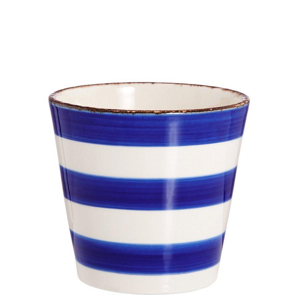 butlers stripes blumentopf gestreift kaufen otto. Black Bedroom Furniture Sets. Home Design Ideas