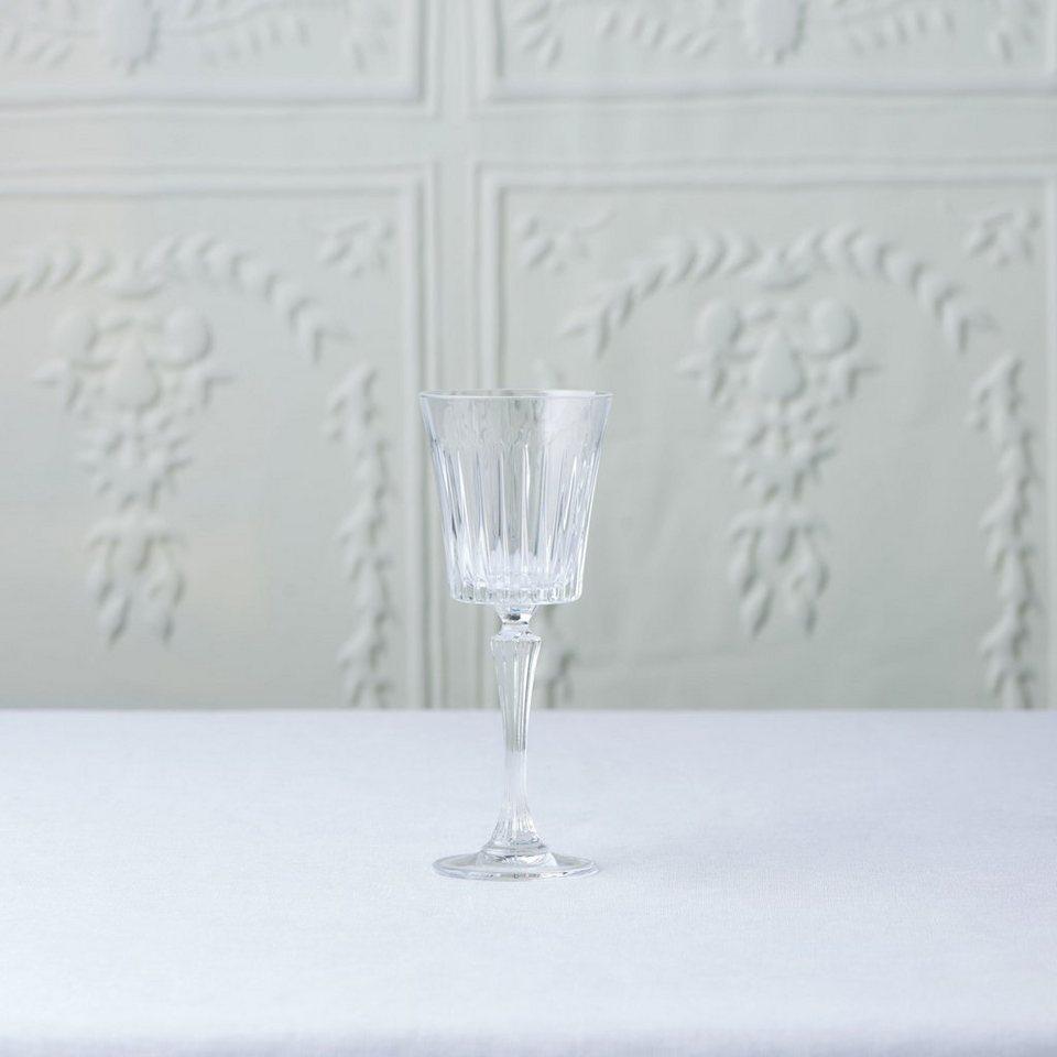 BUTLERS HIGH CLASSIC »Weißweinglas« in klar