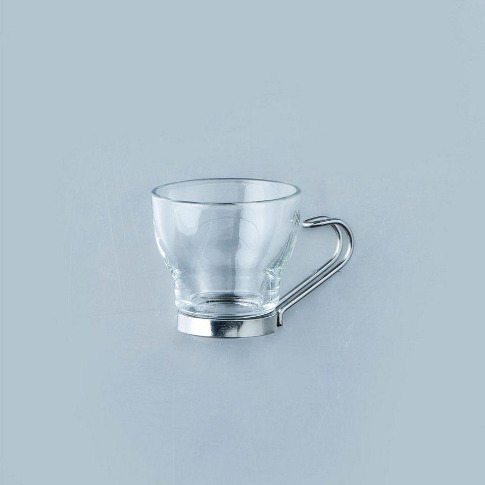 BUTLERS TAZZINE »Espressotasse« in klar