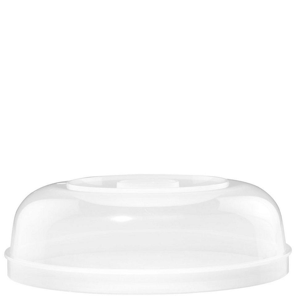 BUTLERS SMART »Mikrowellenhaube« in transparent