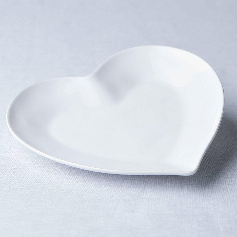 BUTLERS HEART »Herzteller« in weiss