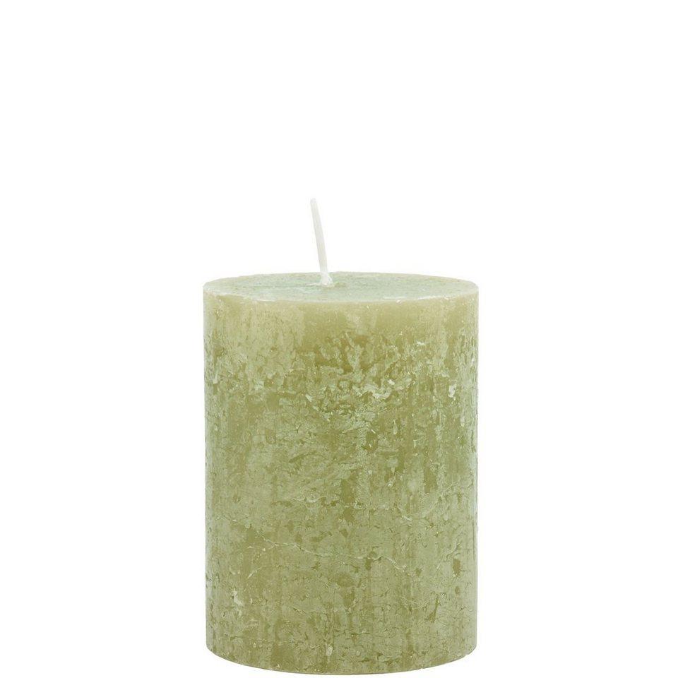 BUTLERS RUSTIC »Kerze« in olive
