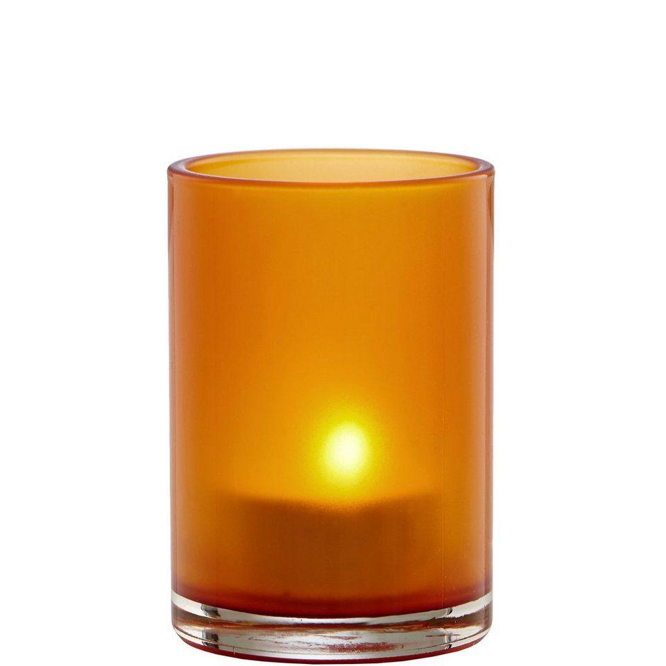 BUTLERS DELIGHT »Teelichthalter« in orange