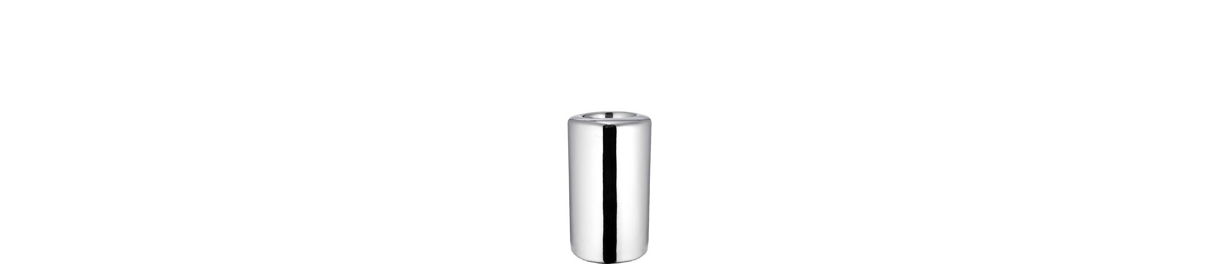 BUTLERS SILVER STONE »Teelichthalter groß«