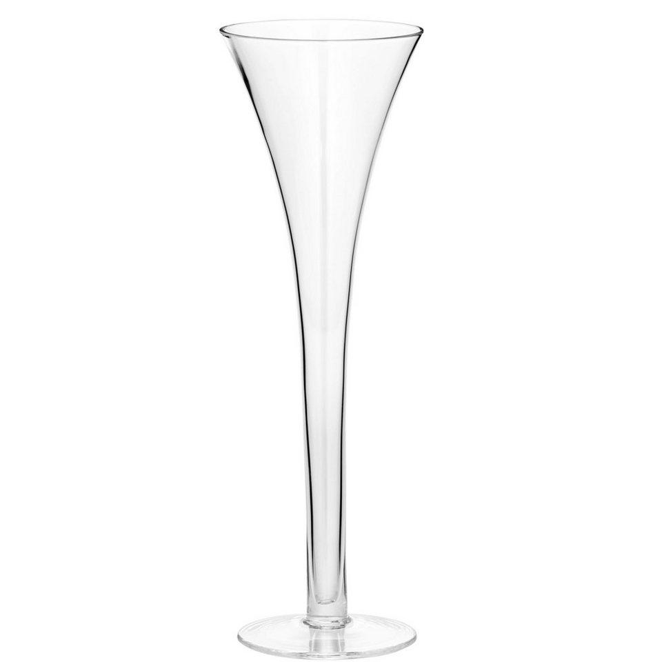 BUTLERS FLUTE »Sektglas« in Transparent