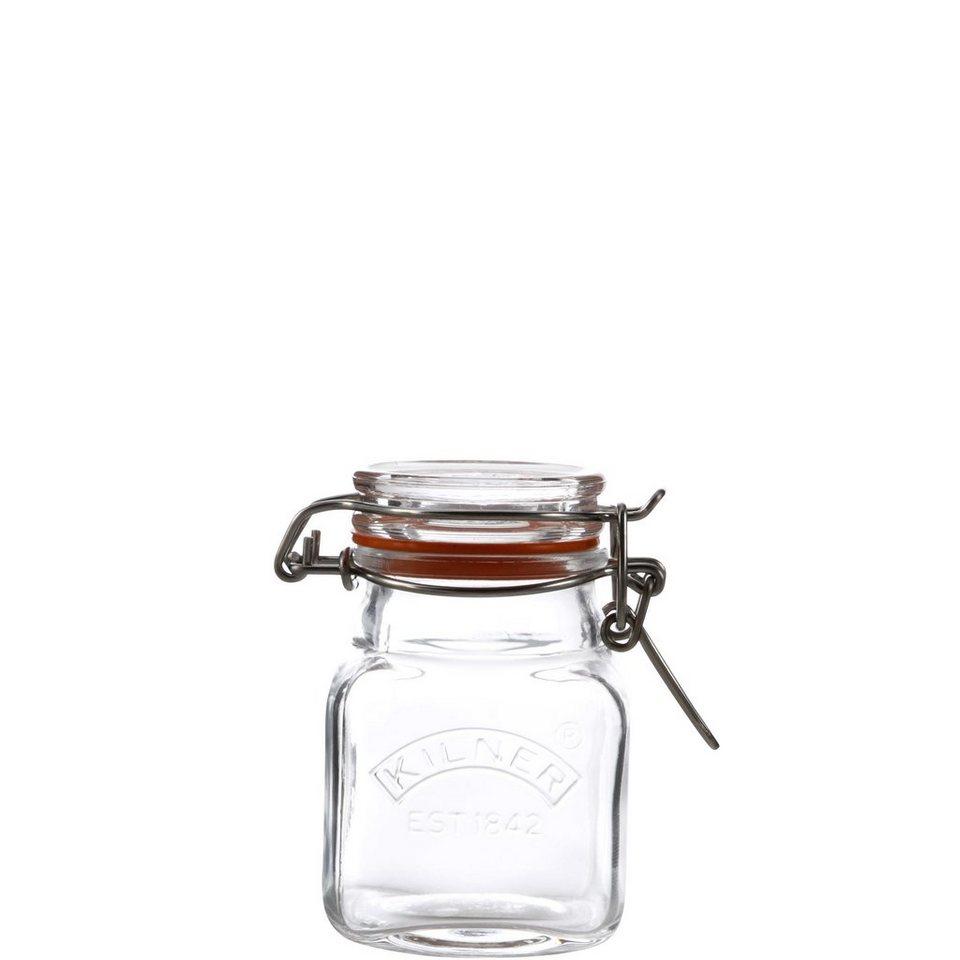 BUTLERS KILNER »Einmachglas« in klar