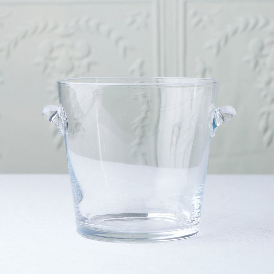 BUTLERS CRYSTAL CLEAR »Weinkühler« in Transparent