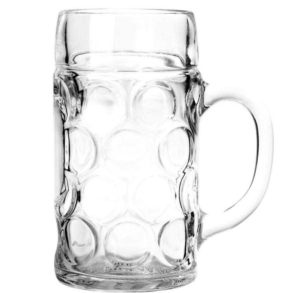 BUTLERS BAVARIA »Bierkrug Maß« in klar