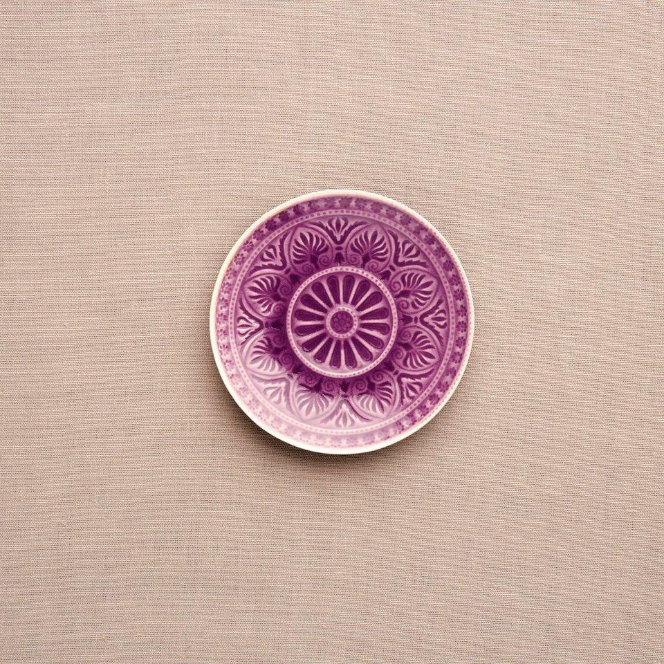 BUTLERS SUMATRA »Teller« in violett