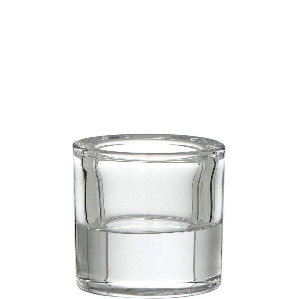 BUTLERS DELIGHT »Teelichthalter« in transparent