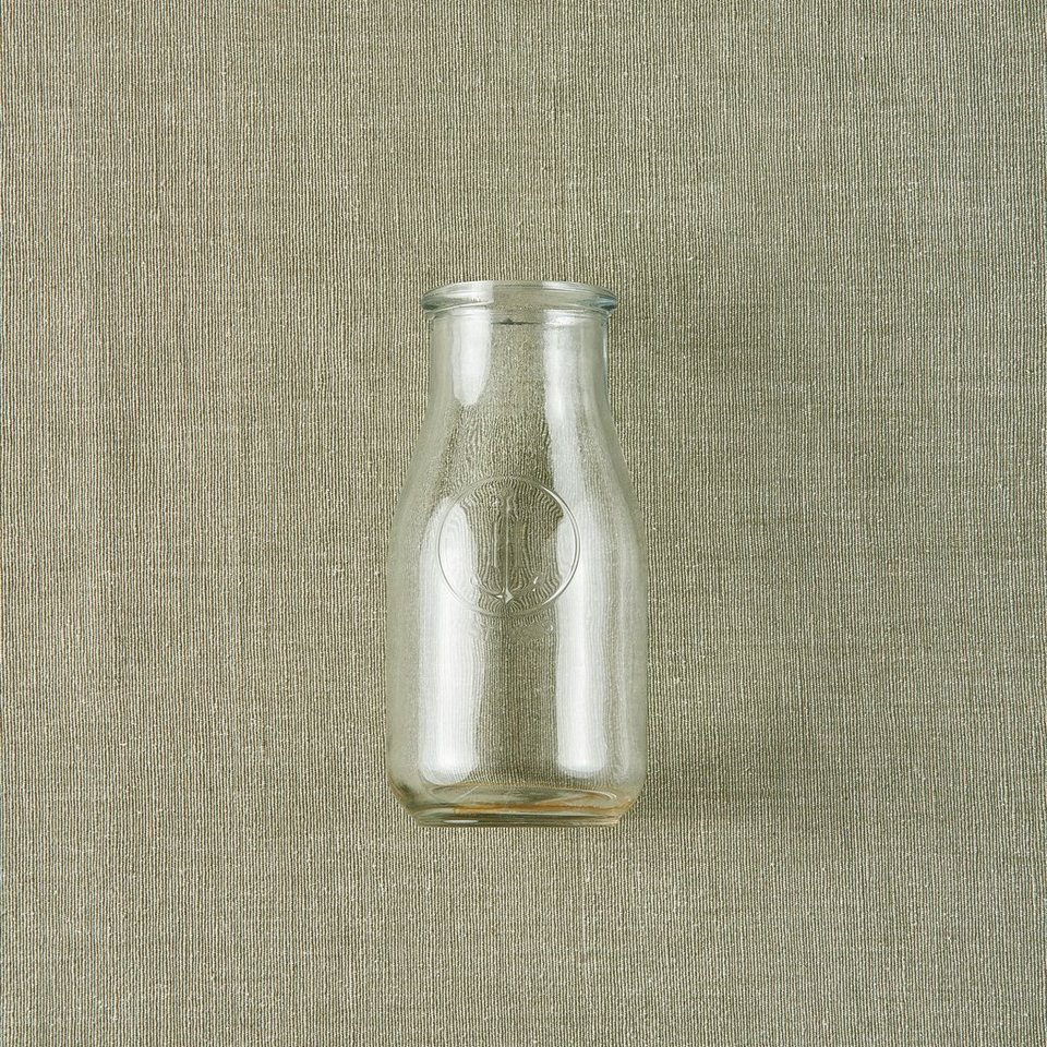 BUTLERS SAILOR »Milchflasche Anker« in transparent