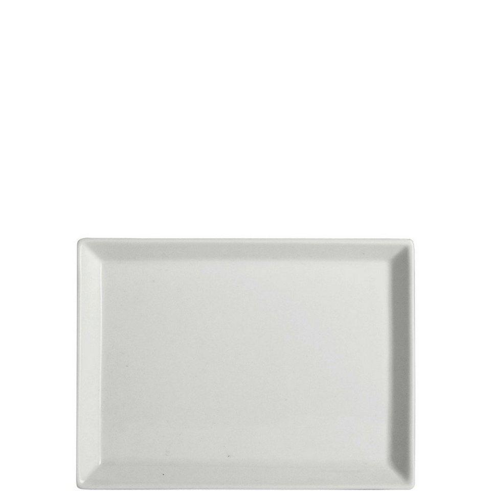BUTLERS PURO »Platte« in Weiß
