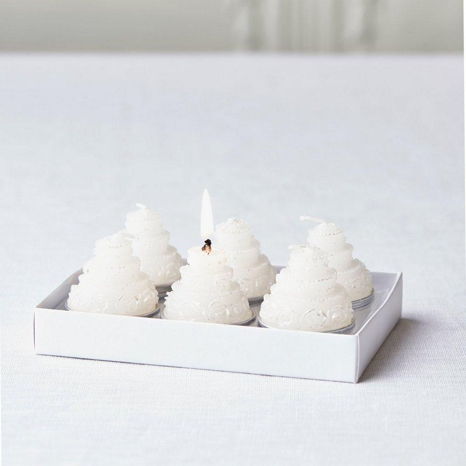 Butlers flambeau teelicht torte online kaufen otto for Butlers kerzen