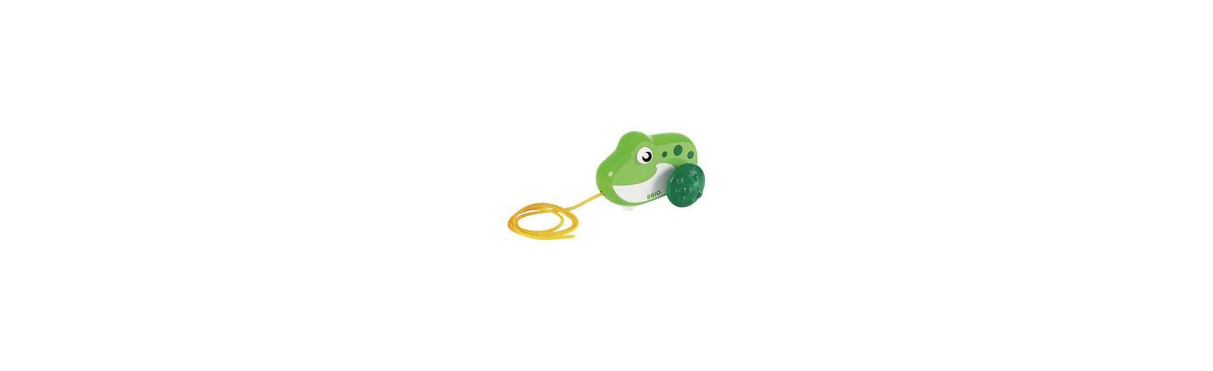 BRIO 30208 Nachzieh Frosch