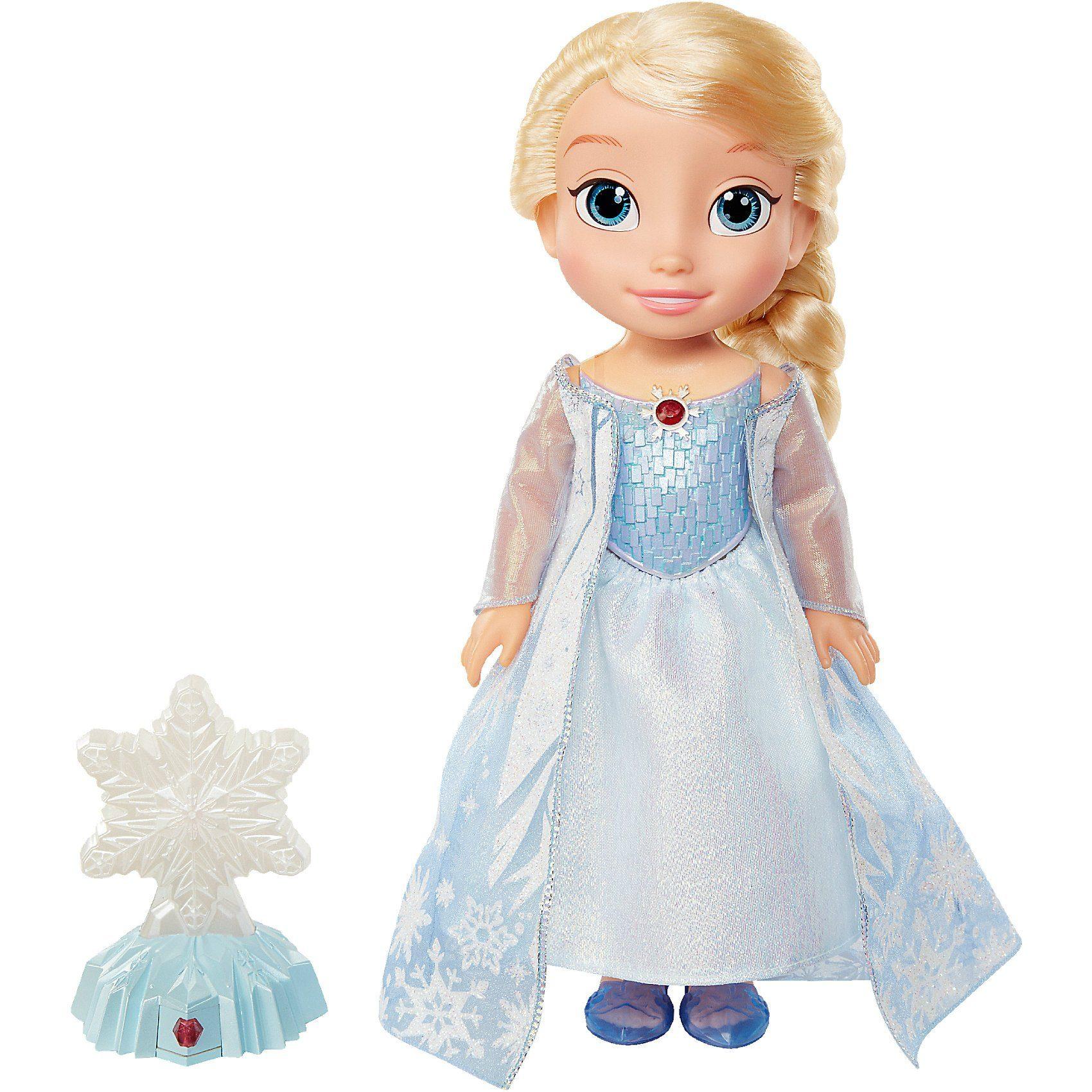 Jakks Pacific Disney Frozen Puppe Elsa Northern Lights 35 cm