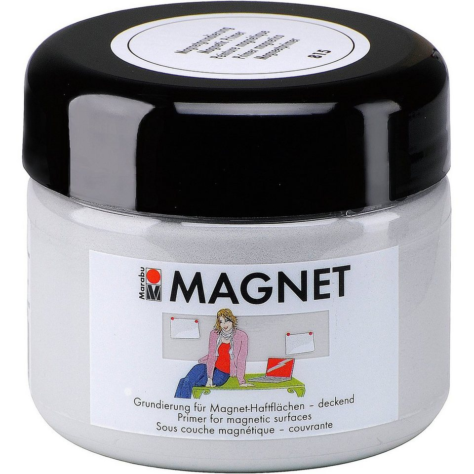 Marabu Colour your dreams MAGNET grau, 225 ml