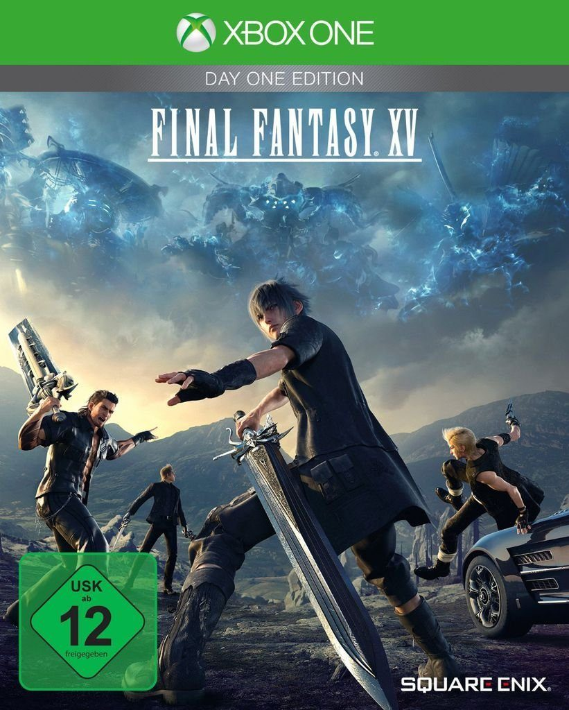 Koch Media XBOX One - Spiel »Final Fantasy XV Day One Edition«