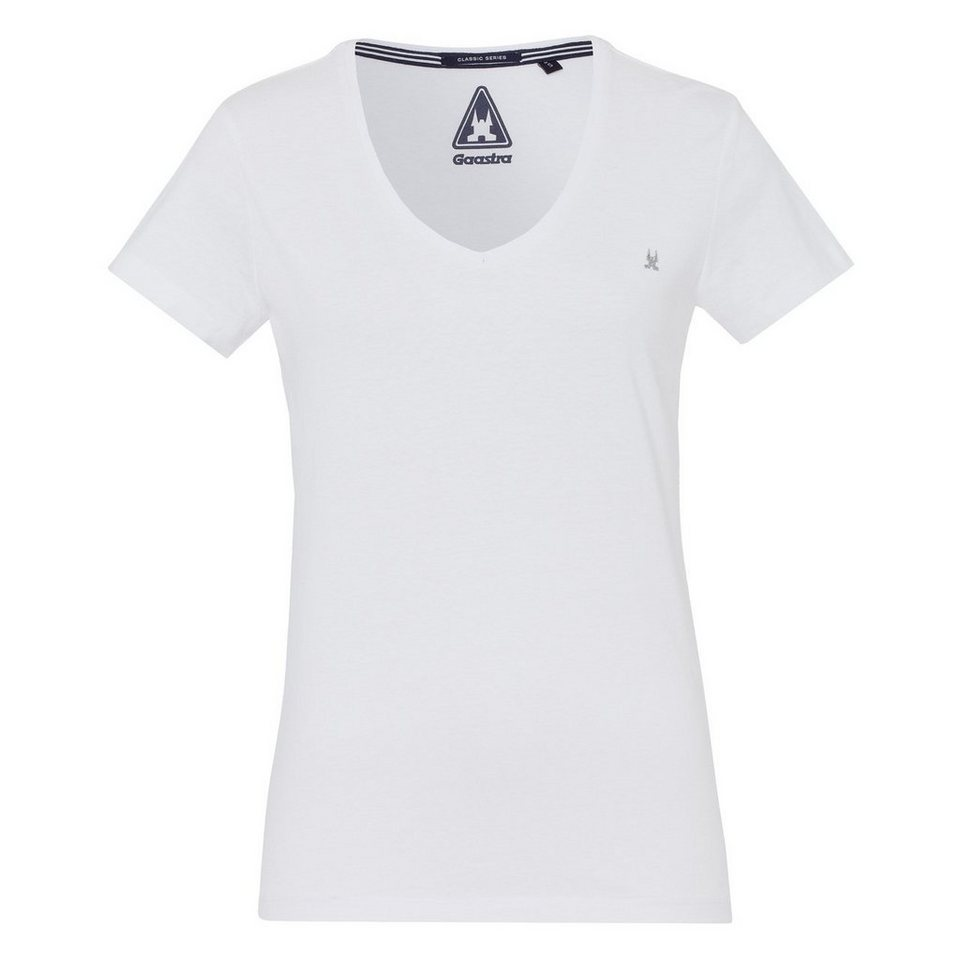 Gaastra T-Shirt in weiß