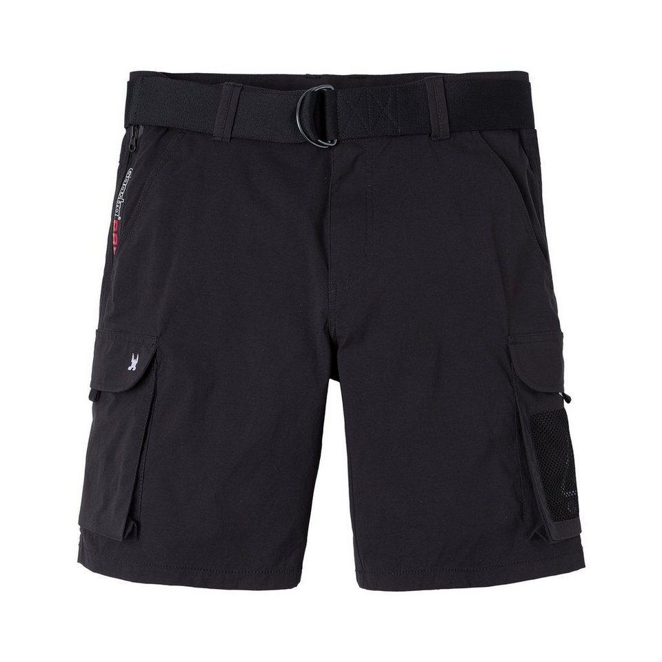 Gaastra Shorts in schwarz